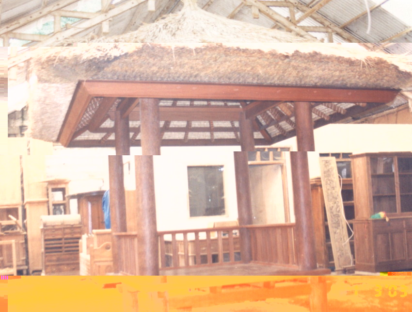 Captivating Producer Of High Quality Wooden House, Gazebo, Furniture, House Components,  And Handicraft In Bali.